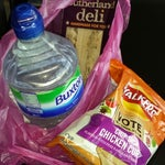 If you want to buy water air side, go to super drug & get the £3 meal deal : drink snack & sandwich. .....