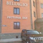 Фото Bellagio в соцсетях
