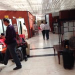 Small airport,: some restaurants, coffee shops, souvenirs etc. There are two business lounges with Basic service: some chaise longs, sofas, small buffet (African dishes) and Internet access.