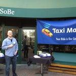 Photo taken at Taxi Magic Arlington Happy Hour @ SoBe by Elizabeth B. on 3/14/2012