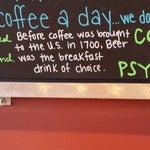 Photo taken at Dunn Bros Coffee by Daniel B. on 3/5/2014