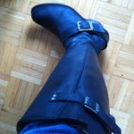 Photo taken at John Fluevog Shoes by Susan B. on 3/1/2014
