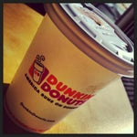 Photo taken at Dunkin Donuts by Danilo P. on 2/23/2013