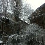 Photo taken at Curte interioară by Stephi S. on 12/10/2012