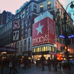 Photo taken at Macy's by Phillip A. on 2/18/2013