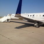 Photo taken at Lawton-Ft. Sill Regional Airport by Camp7NdN on 5/15/2012