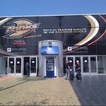 Photo taken at The Rinks Anaheim Ice by James M. on 3/29/2013