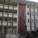 Photo taken at Universitas Bung Karno by Dara A. on 5/6/2013