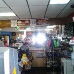 Photo taken at Grovertown Truck Plaza by Dennis C. on 6/6/2014