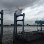 Photo taken at ท่าเรือพายัพ (Payap Pier)  N18 by NOP F. on 8/7/2014
