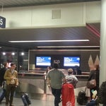 Photo taken at Gate K15 by Roland W. on 10/24/2013