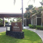 Photo taken at Hilton Grand Vacations at Waikoloa Beach Resort by RACHEL YoungW L. on 12/28/2012