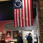 Photo taken at Betsy Ross House by Bryant C. on 3/30/2013