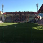 Photo taken at Stadio Nereo Rocco by Alessandro A. on 9/9/2012