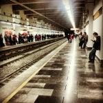 Photo taken at Metro Ermita (Líneas 2 y 12) by Inti J. on 1/22/2013