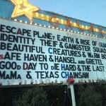 Photo taken at Galaxy Drive In Theatre by Lindsay on 2/18/2013
