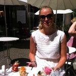 Photo taken at The Royal Smushi Café by Johan P. on 6/21/2012