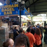 Photo taken at St. Urbain Bagel by Americo G. on 12/24/2014