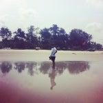 Photo taken at Le Palms Beach Resort by Kirti K. on 5/3/2013