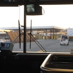 If you have time to kill (especially with kids) take the transfer bus between terminals. You'll get a unique perspective on the airport, driving under terminals and along the Tarmac. Kind of cool.