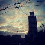 Photo taken at Slavija by Katerina B. on 11/26/2012