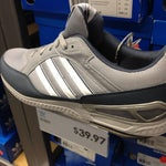 Photo taken at adidas Factory Outlet by Jon D. on 2/12/2012