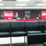 Photo taken at Avis Car Rental by 🎀Cheryl🎀 on 9/11/2012
