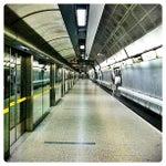 Photo taken at Waterloo London Underground Station by Fabien B. on 11/10/2011