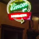 Photo taken at Vince's Spaghetti by Brandon S. on 6/26/2012