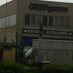 Photo taken at Crespi Gomme by Mauro G. on 5/21/2012