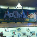 Photo taken at Moon's Kitchen Cafe by Thomas P. on 12/3/2011