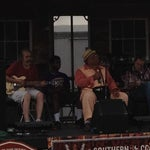 Photo taken at Southern Comfort Stage by Ken H. on 5/5/2012