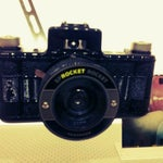 Photo taken at Lomography Gallery Store by Diogo A. on 11/30/2011