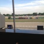 Photo taken at Maywood Park Racetrack by Marissa K. on 6/15/2012