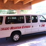 If you need a trusty, efficient, and budget friendly ride to parts outside of Denver...like Keystone or Vail, check out Colorado Mountain Express. Excellent service and free WIFI on their vehicles.