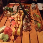 Photo taken at I Love Sushi by Kim P. on 6/16/2012