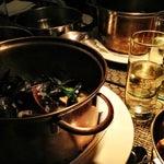 Photo taken at Flex Mussels by Geraldine🍓 R. on 3/25/2012