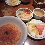 Photo taken at Bistro Biya (びすとろ麦家) by Masakazu A. on 10/14/2011