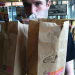 Photo taken at Dunkin Donuts by Benjamin on 7/14/2012