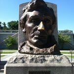 Photo taken at Lincoln Tomb State Historic Site by Jacob H. on 7/4/2011