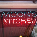 Photo taken at Moon's Kitchen Cafe by Reid C. on 5/31/2012