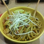 Photo taken at Nothing But Noodles by Dennis P. on 12/15/2011