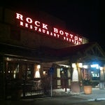 Photo taken at Rock Bottom Restaurant & Brewery by Drew V. on 2/22/2012