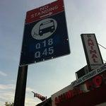 Photo taken at Q45  Bus At Calamus Ave by Joseph S. on 7/23/2011