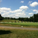 Photo taken at Penn State Golf Courses by Joshua G. on 7/8/2012