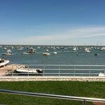 Photo taken at Duxbury Bay by Ben A. on 6/30/2012