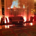Photo taken at InterContinental New York Barclay by Stewart C. on 1/9/2012
