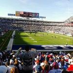 Photo taken at Ralph Wilson Stadium by Christine Marie D. on 11/9/2011