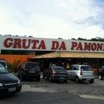 Photo taken at Gruta da Pamonha by Macapuna on 1/25/2012