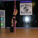 Photo taken at Pole waxers university by Robin O. on 1/2/2012